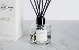 Soy Candle + Diffuser