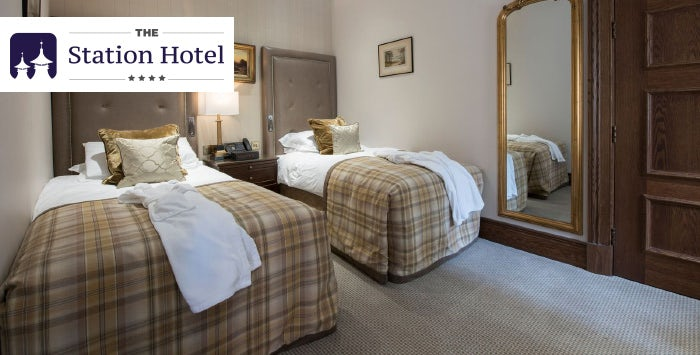1 or 2 Night Stay with Optional Dinner for 2, from £99