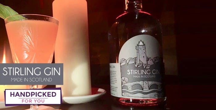£249 for a Private 'Stirling Gin' Masterclass for 10