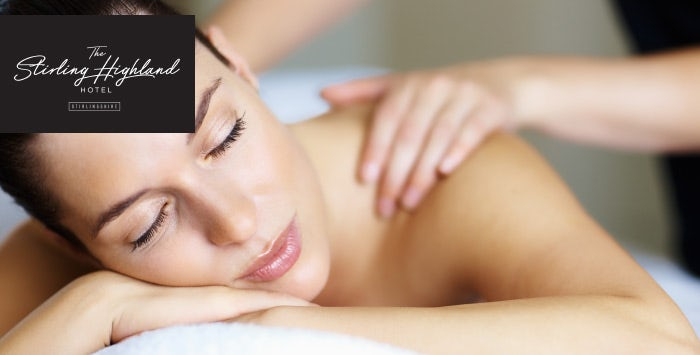 Stirling Highland Hotel Spa Day Deals