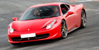 Drive Supercars + Sports Cars, from £35