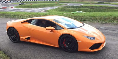 Drive 3 Laps in a Supercar, from £35
