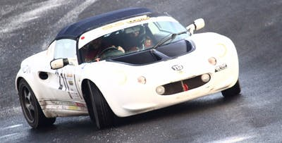 £49 for 3 Passenger Laps for an Under 12 in a Choice of Sports Car