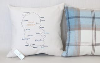 Scottish Islands Cushion