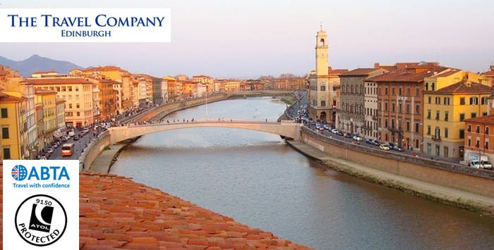 £239 for 3 Nights in Pisa with Return Flights - Deposit Required