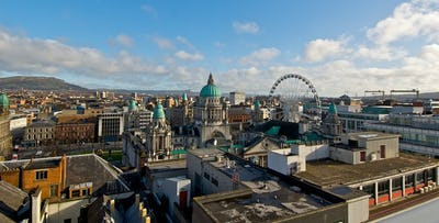 £147 for 2 Nights in Belfast with Return Flights - Deposit Required