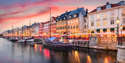 £239 for 3 Nights in Copenhagen with Return Flights - Deposit Required