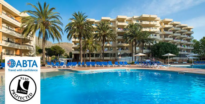 £289 for 7 Nights in Majorca with Return Flights - Deposit Required