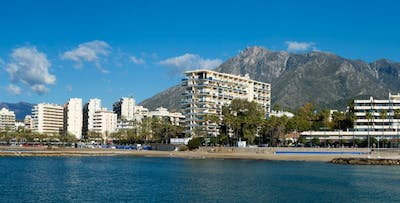 £210 per person for a 3 Night Stay in Marbella with Return Flights - Deposit Required