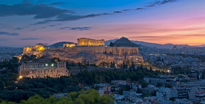 £230 for 3 Nights in Athens with Return Flights - Deposit Required