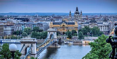 £245 for 4 Nights in 4* Budapest Hotel with Return Flights - Deposit Required