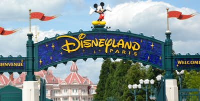 £225 for 2 Nights in Disneyland Paris with Return Flights - Deposit Required