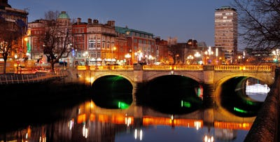 £129 for a 2 Night Stay in Dublin with Return Flights - Deposit Required