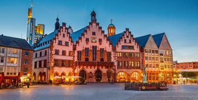 £220 per person for a 3 Night Stay in 3* Central Frankfurt Hotel with Return Flights - Deposit Required