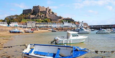 £220 per person for a 3 Night Stay in St Helier Hotel in Jersey with Return Flights - Deposit Required