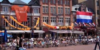 £220 per person for a 3 Night Stay in 3* Eindhoven Hotel with Return Flights - Deposit Required