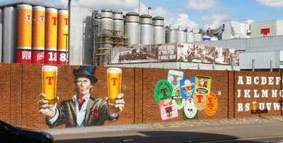 £10 for a Tennent's Heritage Walking Trail + Pint for 1