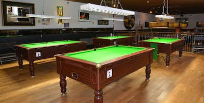 Game of Pool with Snacks & Optional Drinks for up to 4, from £10