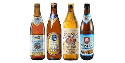 £55 for a Munich Oktoberfest Selection Box - Case of 20 Mixed German Beers