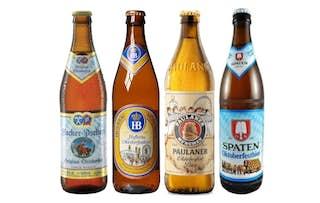 Case of 20 Munich Beers