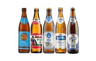 Case of 20 German Beers