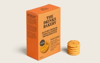 Savoury Drinks Biscuits