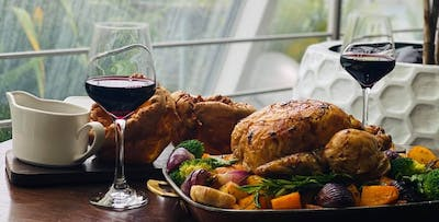 3 Course Sunday Roast for 2 or 4, from £24.95