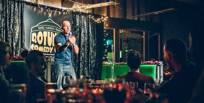 £6 for a Friday or Saturday Night Comedy Show Ticket for 1
