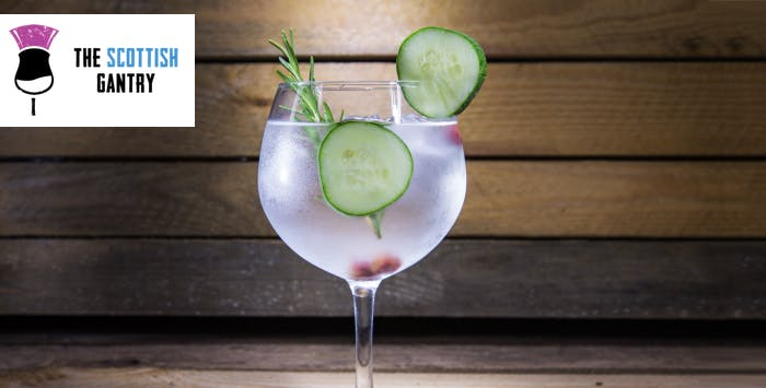 £19 for Entry for 1 to The Scottish Gantry Gin Festival in Edinburgh on 24th March