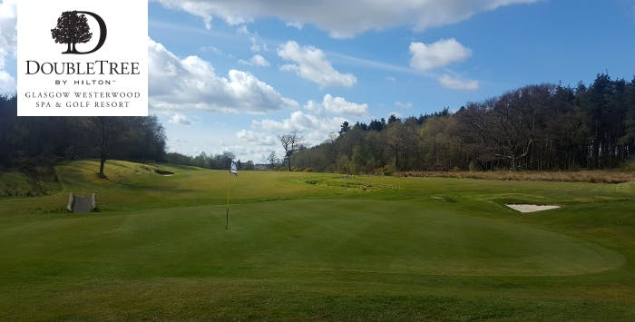 18 Holes of Golf with Morning Drink & Hot Roll + Use of Leisure Facilities, from £20