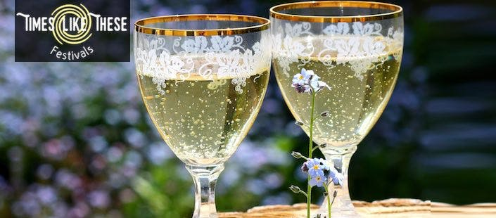 £29 for Entry for 1 to Times Like These Champagne & Fizz Tasting in Stirling on Saturday 2nd July