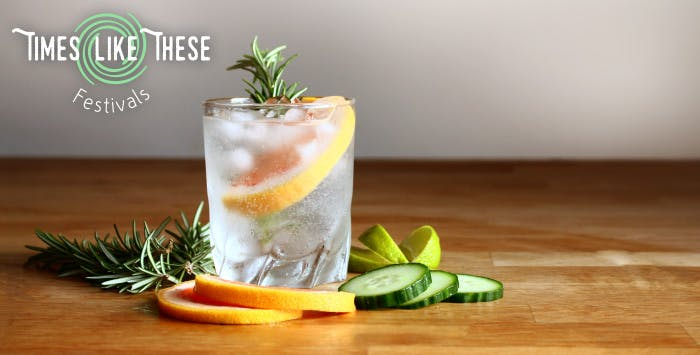 £24 for Entry for 1 to Times Like These Gin Festival in Edinburgh on Saturday 20th May