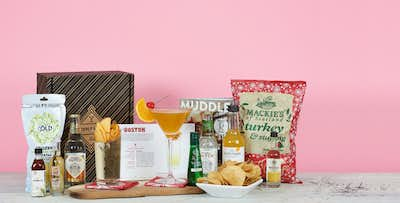 £12 for a Premium Cocktail Kit Subscription