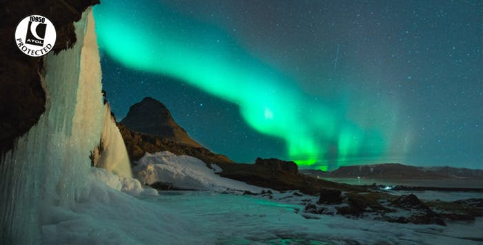2-4 Nights in Reykjavik with Return Flights - Low Deposit Required; from £189