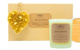 Candle & Hand Soap Set