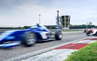British Grand Prix Getaway