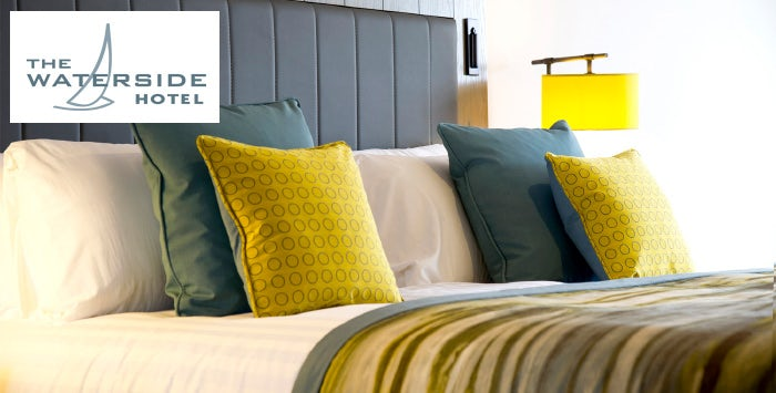 £89 for an Overnight Stay in Deluxe Room with Dinner for 2