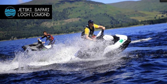 Loch Lomond Jet Ski Trek 5pm Co Uk
