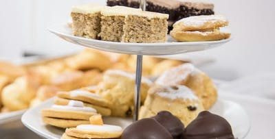 £25 for Afternoon Tea + Show Tickets for 2
