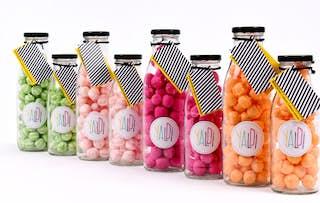 Braw Bottle of Sweets