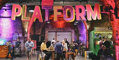 £59 for a Ticket to Yes Chef! Street Food & Fundraising Event at Platform at Argyle St Arches on Thursday 14th November