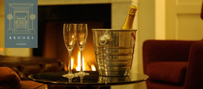 Overnight B&B Stay + Afternoon Tea & Prosecco. from £69