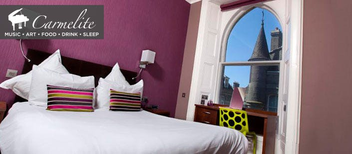 £69 for an Overnight Stay + Bottle of Fizz for 2