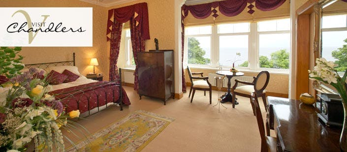 1 or 2 Night B&B Stay for 2 People, from £69
