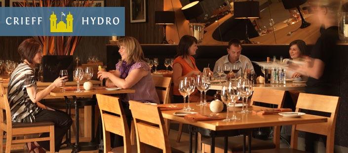 Crieff Hydro Restaurant Menu