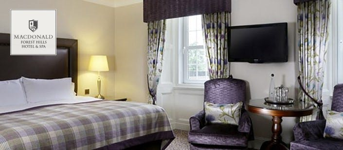 £99 for an Overnight B&B Stay + Treats for 2