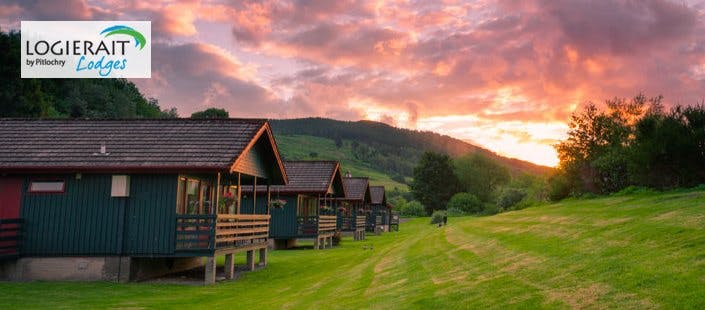 3 Night Break in a 1 or 2 Bedroom Lodge, from £129