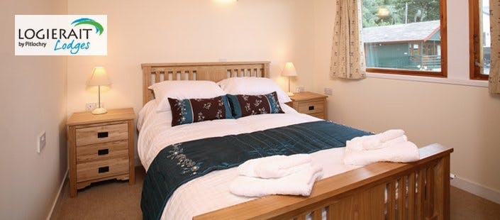 2 or 3 Night Break in a 1 or 2 Bedroom Lodge, from £149