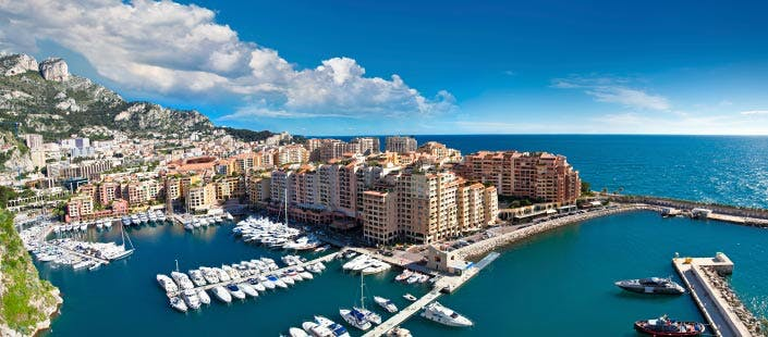 £599 for a Day Trip to the Monaco Grand Prix