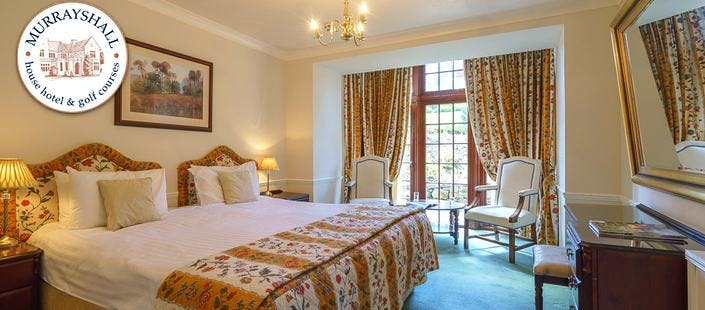 £100 for a Overnight B&B Stay + Dining Voucher for 2